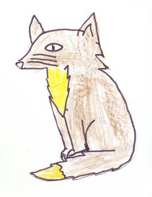 A astucia do raposo comilón