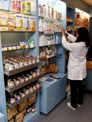 Investigan si 8 bebés gallegos contrajeron salmonelosis por la leche en polvo
